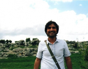 Photo of Golan Haji; Photo Credit: Mikel Krumins