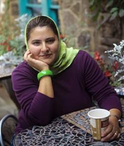 Syarian-born writer Mohja Kahf