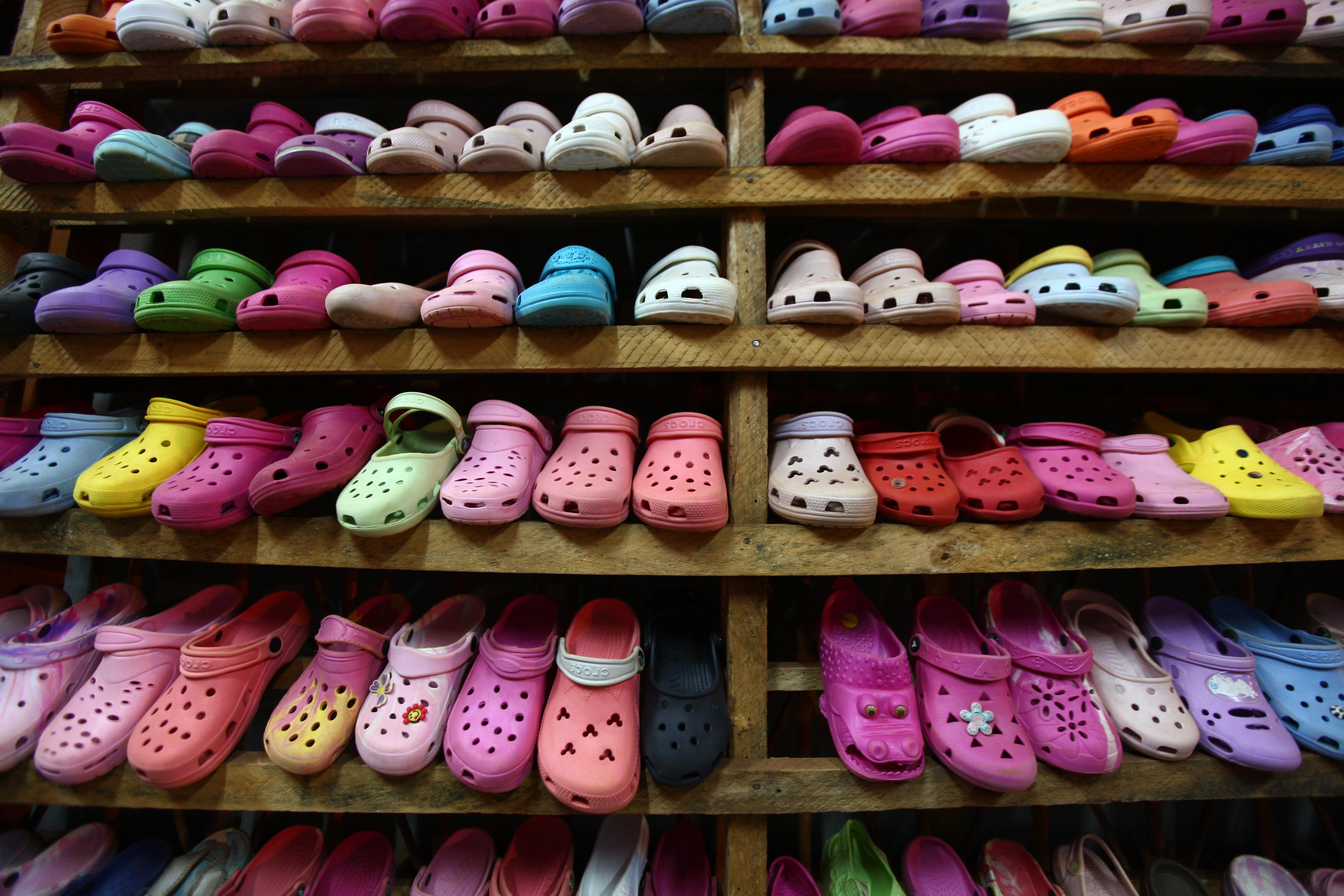 What if shoes felt what we felt - 7
