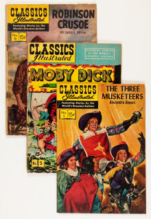 Pictures of Classic Comics