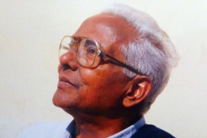 Dalit poet K. G. Satyamurthy ( who wrote under the pseudonym 'Sivasagar').