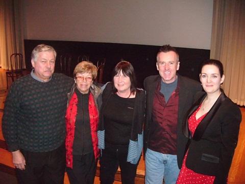 Irish Writers (plus Stephen)