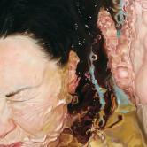 Breathe (Art, Oil on panel, 16 x 20in)
