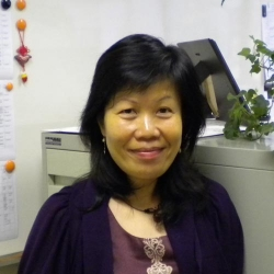 a photo of Judy Keung