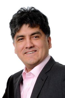 a photo of Sherman Alexie