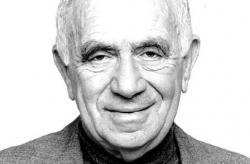 a photo of Yehuda Amichai