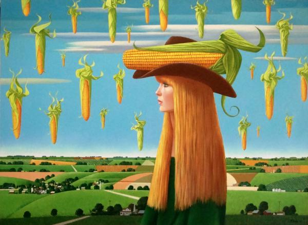 Corn Madien